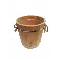 Sauna bucket 20l with...