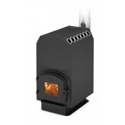 Heating stove TOP 140 with...