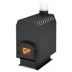 Heating stove TOP 300 with...