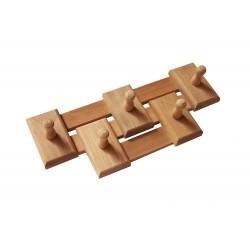 Combined hanger 5 fasteners