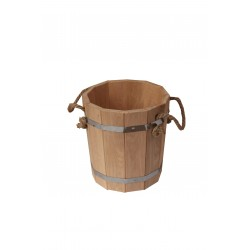 Sauna Bucket 15l without cover