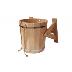 Shower bucket 15l without...
