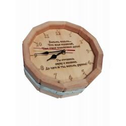 Pulkstenis KEG koka