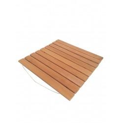 Wooden mat SMALL, 40x40cm