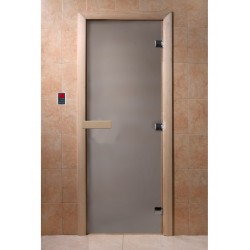 Sauna door 2000x700, 8mm, 3...