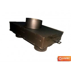 Steel adapter for supplying...