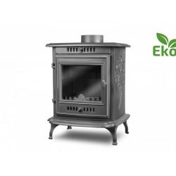 Cost iron stove P10 6.8kW