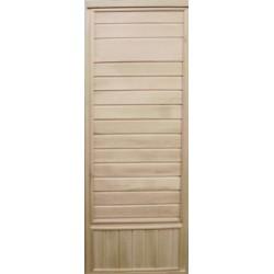 """Wood sauna door """"Econom""""..."""