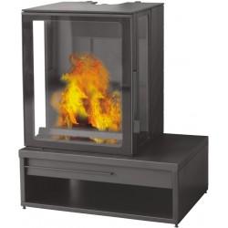 Cast iron stove Eco Minimal...
