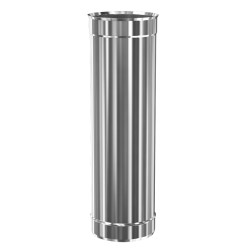 Single wall chimney d 150 L...