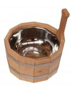 Tubs for sauna