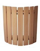 Lampshades for sauna lamps