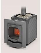 Cast iron sauna stove Bylina